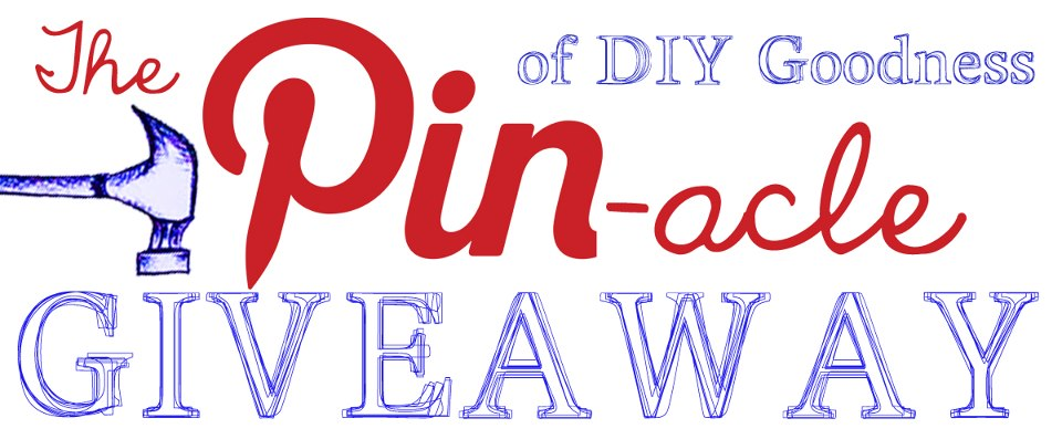 Pinacle of DIY Goodness giveaway