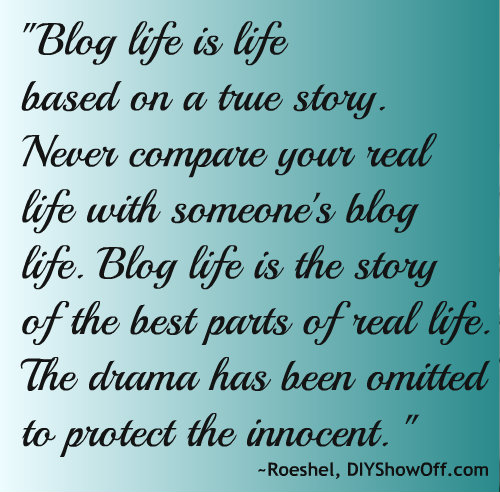 blogging encouragement