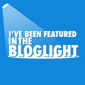 bloglight features button