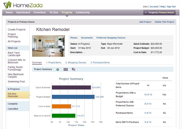 homezada home improvement