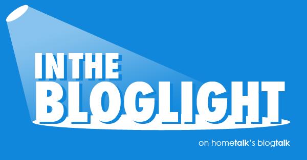 HomeTalk Bloglight feature