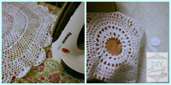 ironing doily