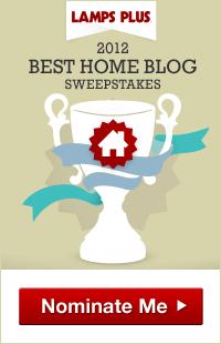 DIY Show Off best home blog 2012