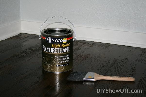 How To Refinish Hardwood Floorsdiy Show Off Diy