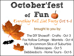 octoberfest of fun link party