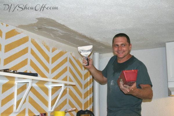 patching ceiling