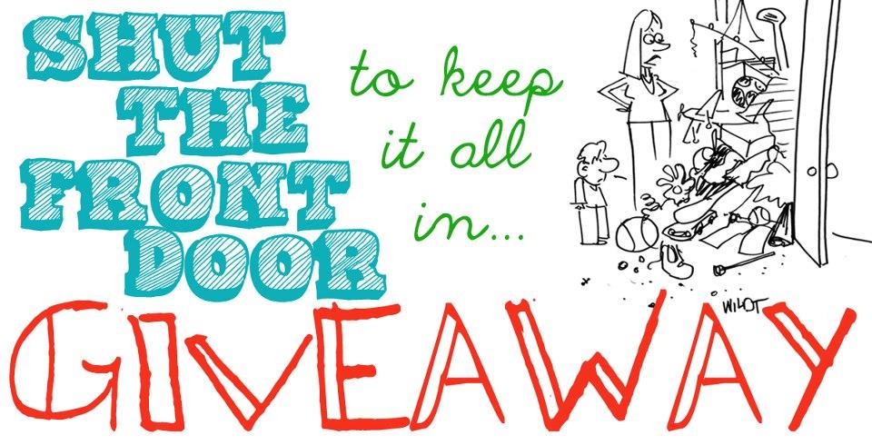 Shut the Front Door Giveaway