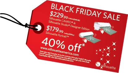 Silhouette America Black Friday specials
