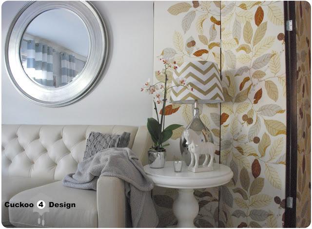DIY room divider @Cuckoo 4 Design