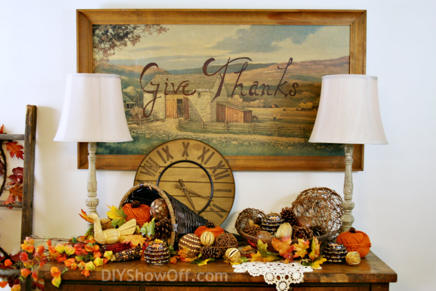 Give Thanks vignette