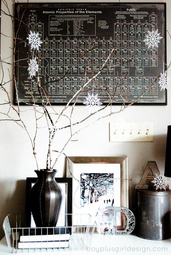 Winter-Decorations Boy+Girl Design