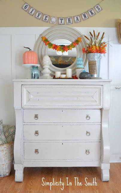 fall decor and thanksgiving printable - Simplicity in the South