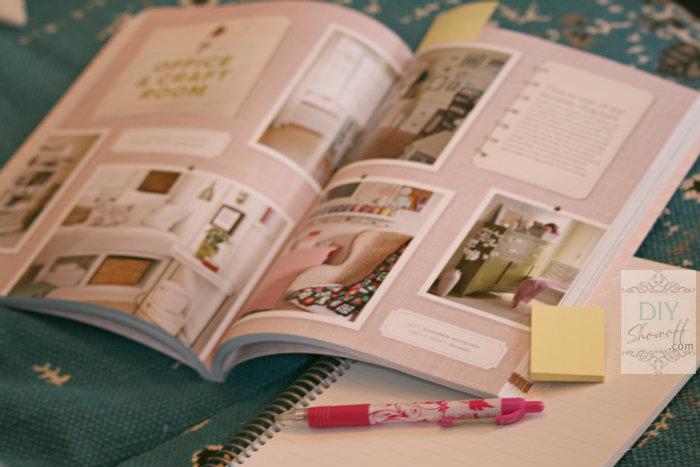DIY handbuilt home book