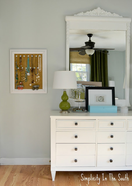 master bedroom makeover @Simplicity in the South