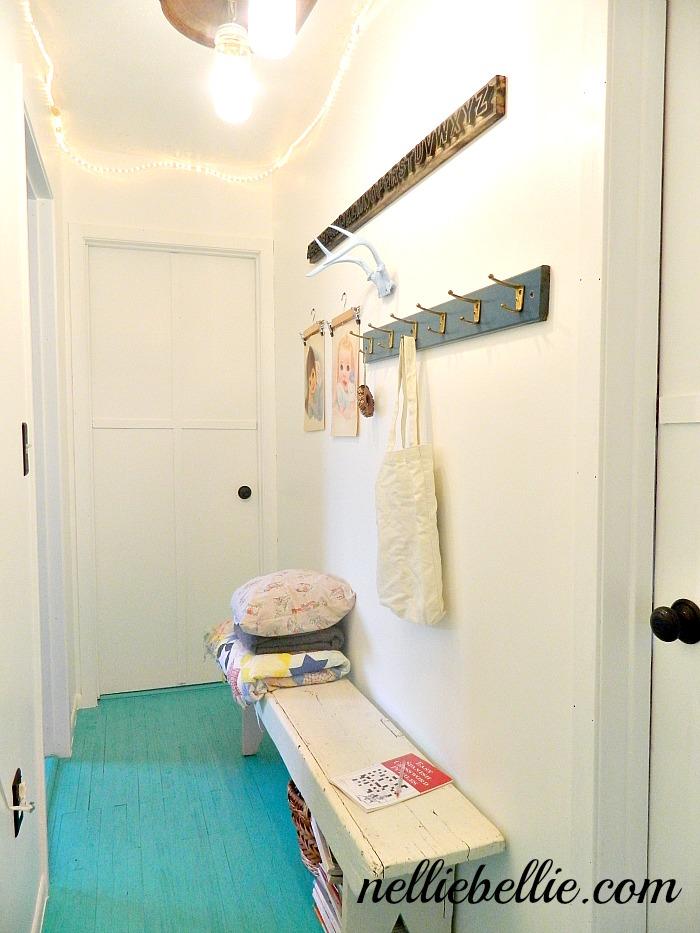 nellie bellie hallway reveal
