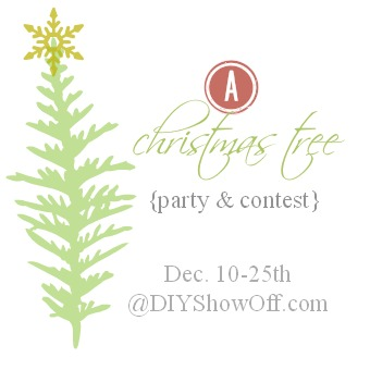 Christmas tree link party