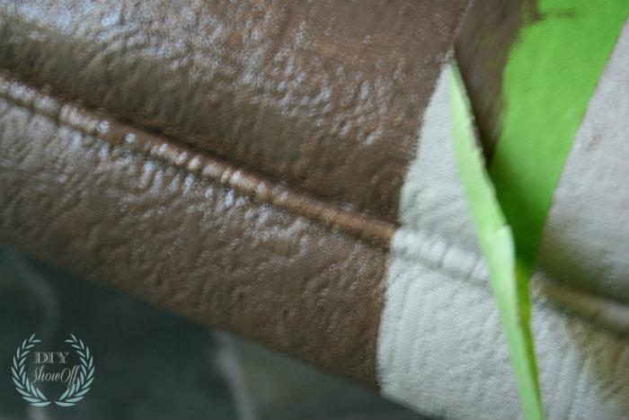 Removing FrogTape Stripe