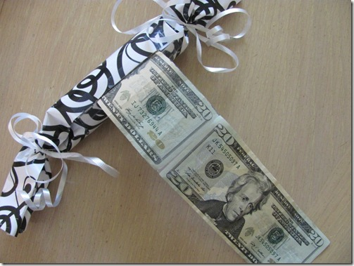 money gift idea