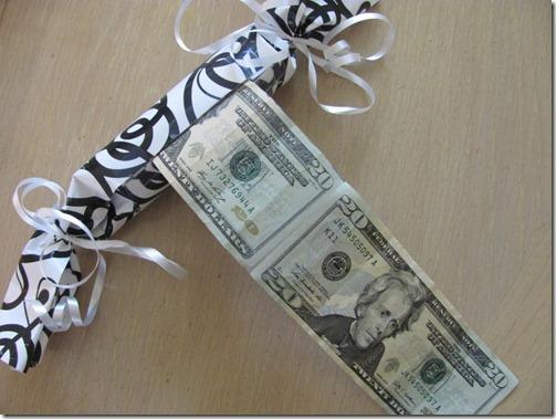 money gift idea