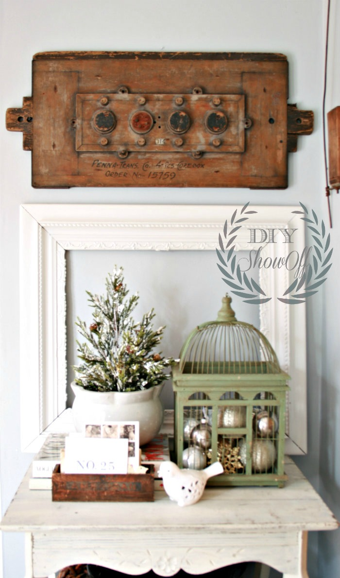 Christmas in the Sitting RoomDIY Show Off ™ – DIY ...