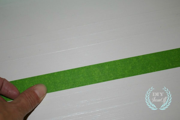 burnishing tape edges