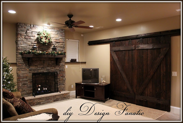 Diy Barn Door Tutorial Diy Show Off Diy Decorating And Home