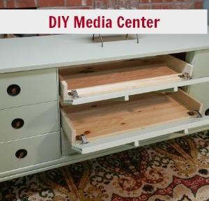 DIY media center
