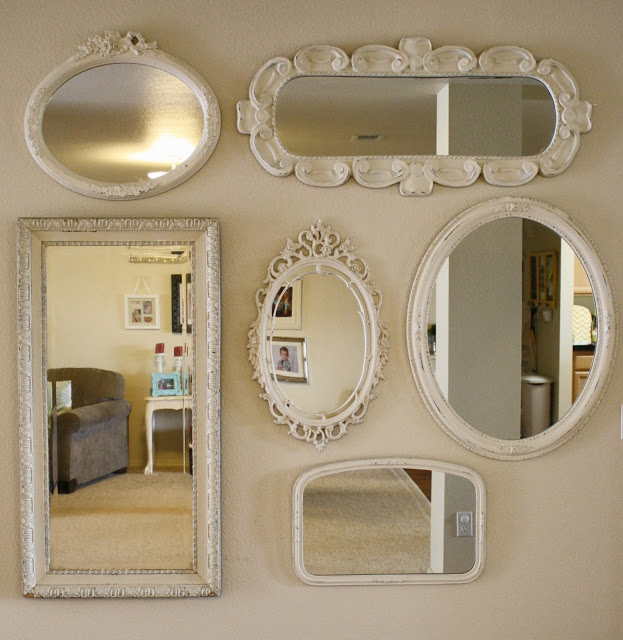 A Diamond in the Stuff-mirror-wall-gallery