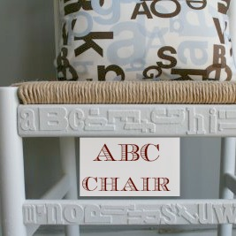 ABC chair
