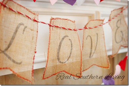 Burlap-Love-Banner-at-Real-Southern-Living
