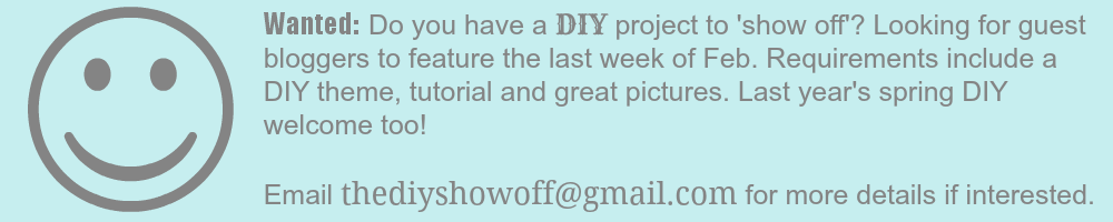 DIY guest bloggers wanted - DIY Show Off ™ - DIY Decorating