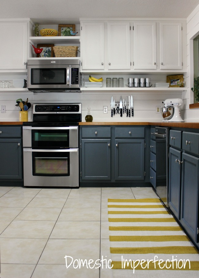 Kitchen Makeover at Domestic Imperfection