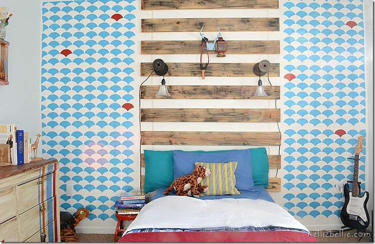 Nellie Bellie boy-bedroom-makeover