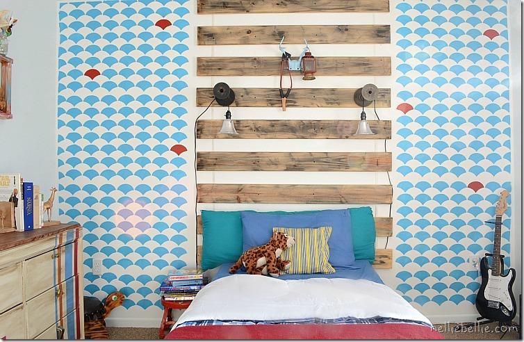 Nellie Bellie boy-bedroom-makeover