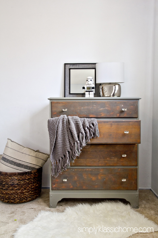 Simply Klassic Design-two-toned-dresser-after