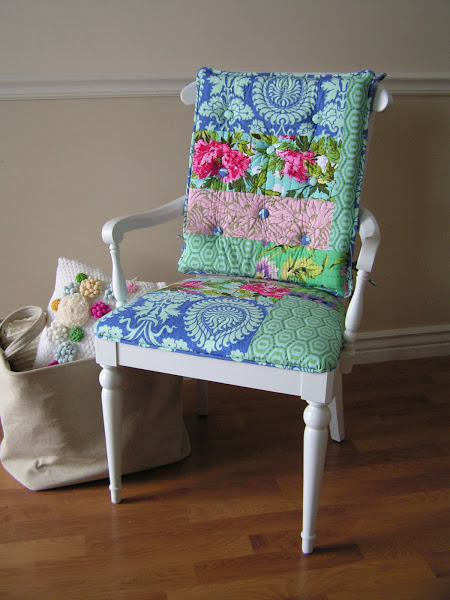 ea Rose Home - chair-makeover