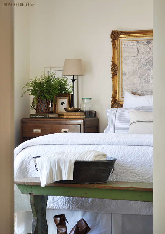 The Painted Hive-master-bedroom-makeover