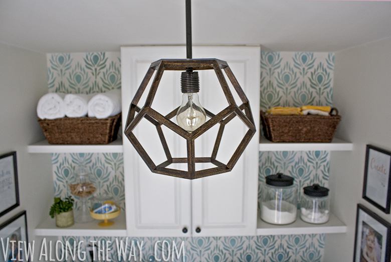 diy-dodecahedron-light-fixture-by-view-along-the-way