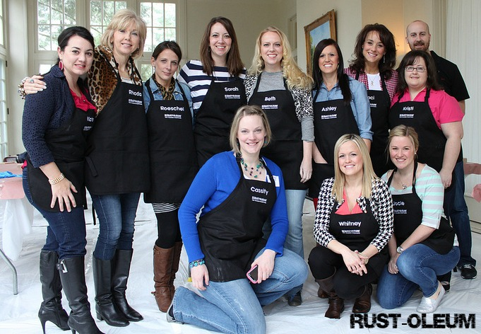 rustoleum-blogger-event