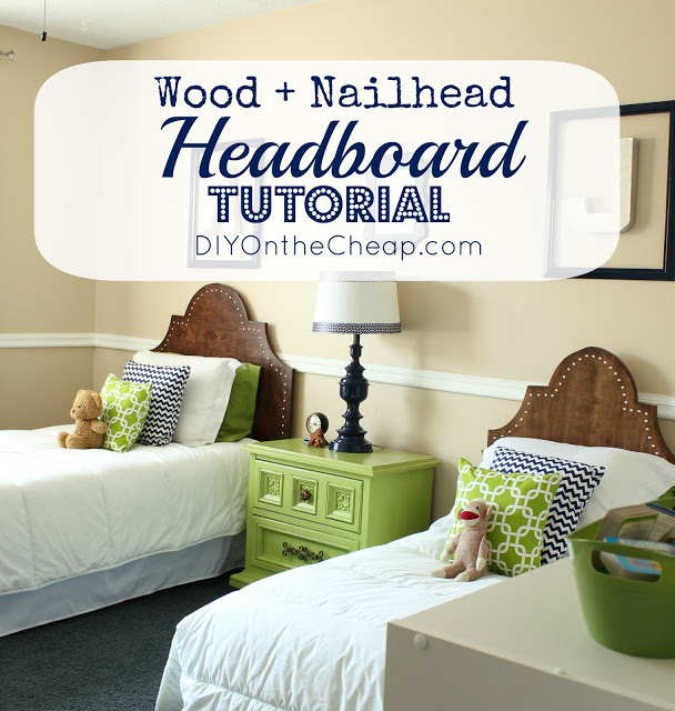 DIY on the Cheap-headboard-tutorial