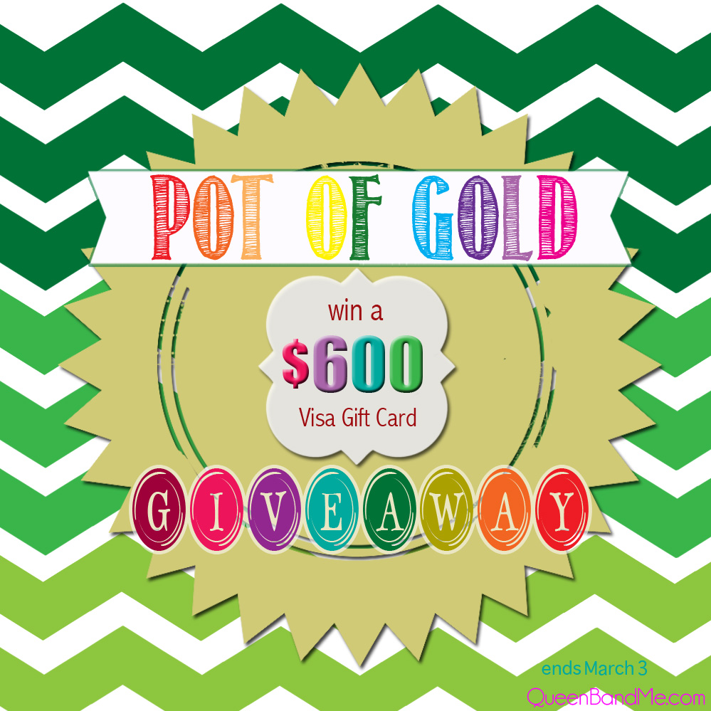 Pot of Gold Giveaway