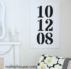 diy-number-art