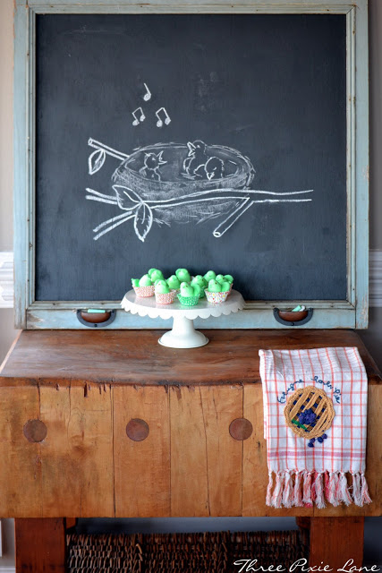 diy-window-chalkboard by Three Pixie Lane