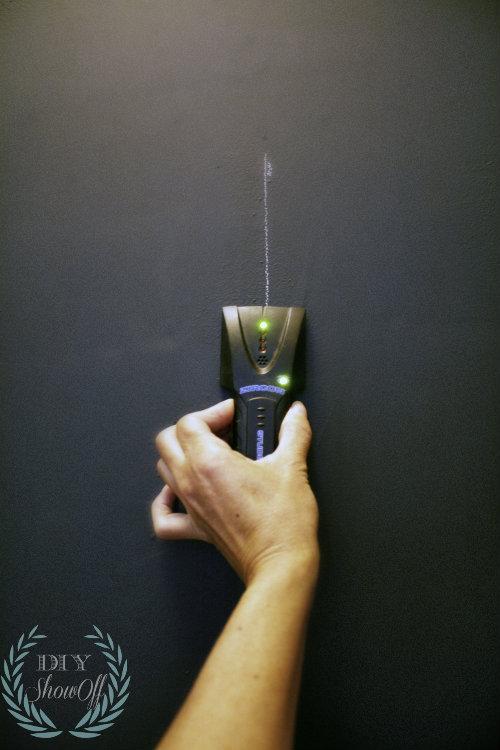 вывод стенки-шпилька