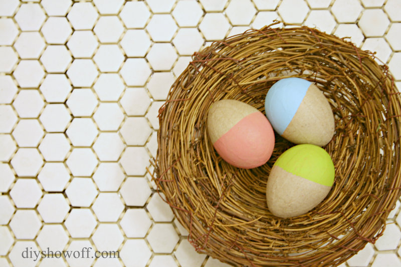 painted-dip-dyed-eggs