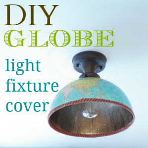 Trashtastic Tuesday 10 DIY Lighting Ideas Sweet Parrish