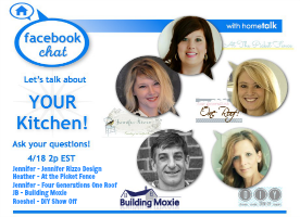 Hometalk Facebook Chat