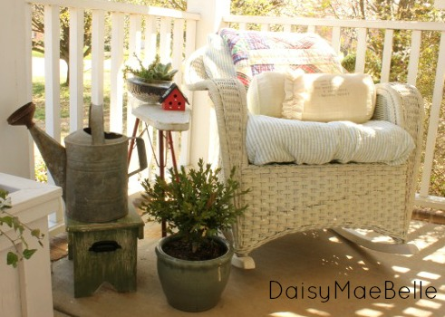 Vintage-Front-Porch by DaisyMaeBelle