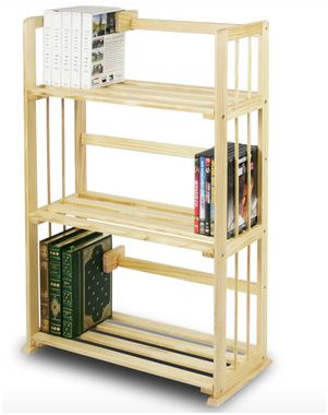 Diy Challenge Bookcase To Free Standing Small Pet Gate Display Sign