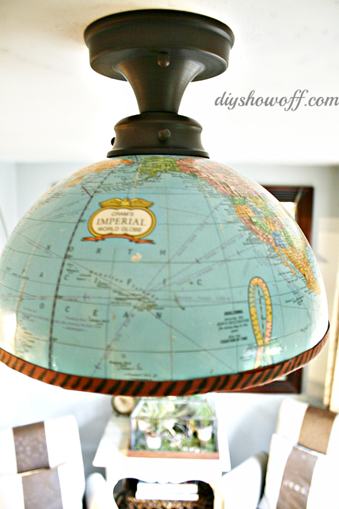 globe light cover